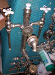 Tub Filler with Drain...from $750.00