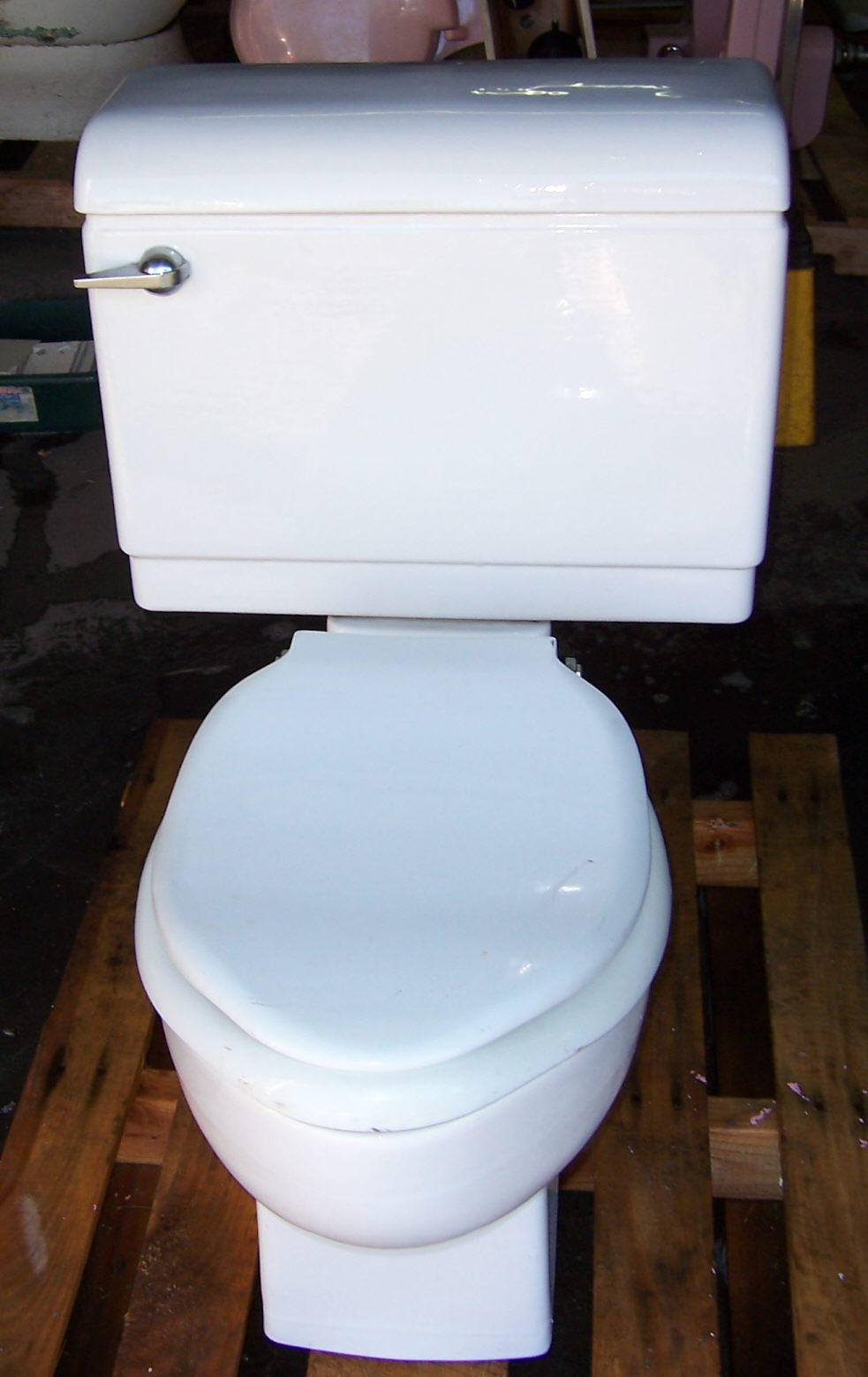 Crane Criterion Toilet 850