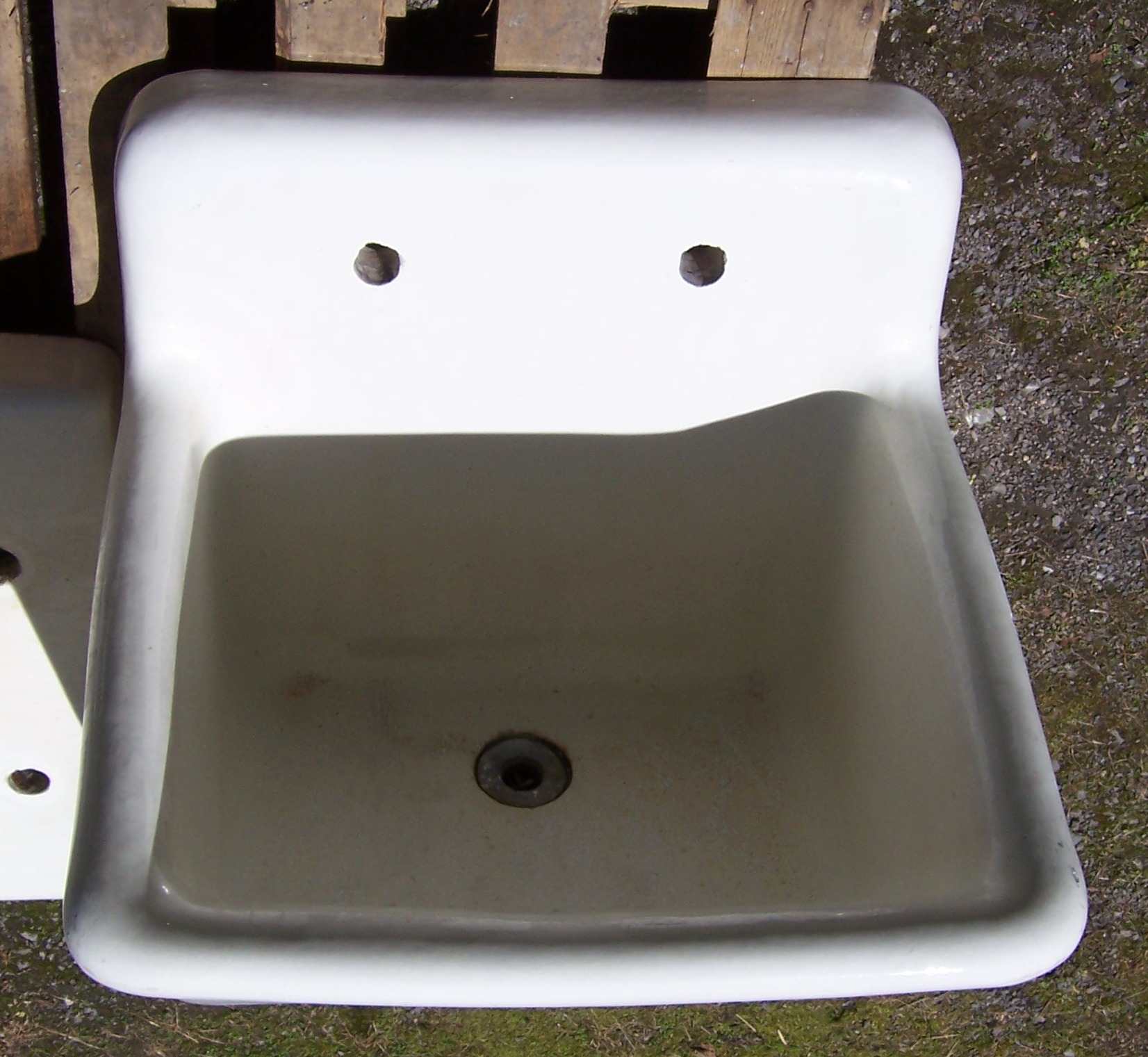 Earthenware Utility Sink -26-1/2? x 26-1/2??$1050