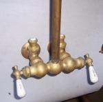 Standard Shower Faucet W/Service Valves