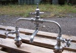 Milwaukee Brass Barber Faucet...$295