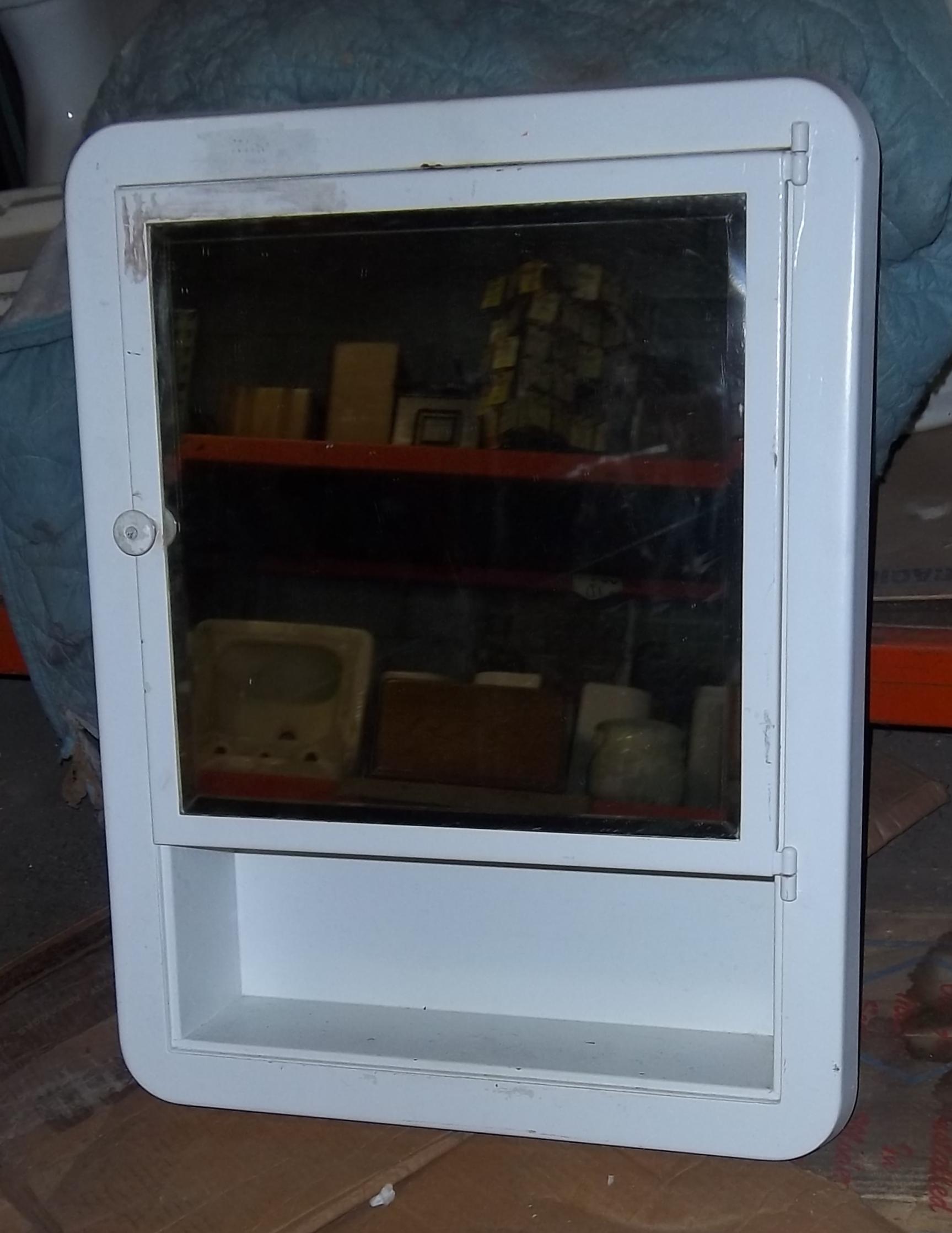 Bathroom medicine cabinets with mirrors - Antique Metal Medicine Cabinet Viewing Gallery