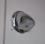 "Crane 4"" Wall-Mount Shower Head...$325"