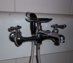 "Standard 8""cc Sink Faucet with Spray...$585"