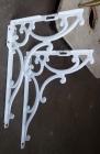 "Enameled Cast Iron, 14"" x 20""...$230/pr"