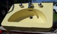 "Crane Diana - 27"" x 21"", Citrus Yellow"