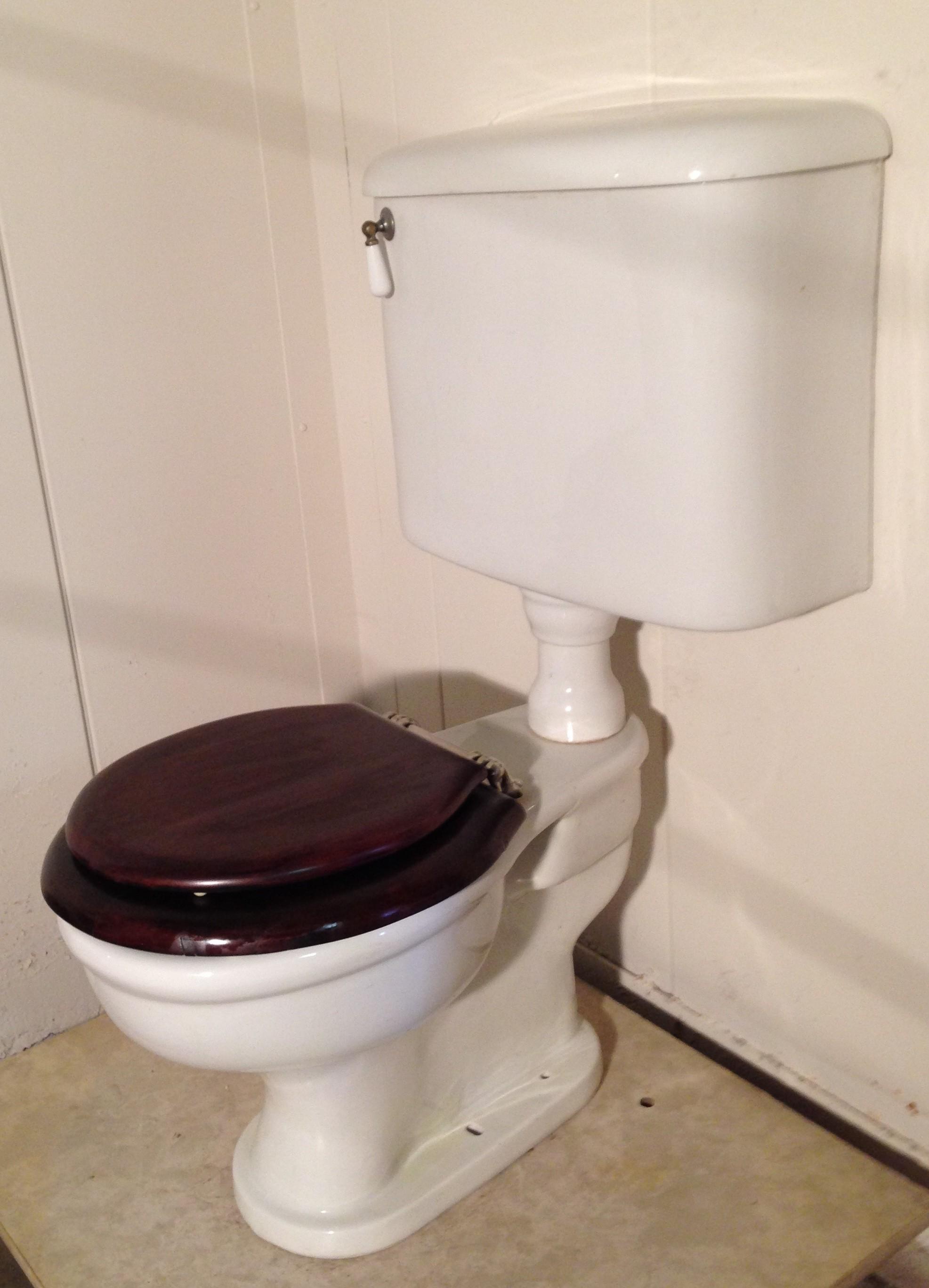 Crane Corsyn Craco Toilet 1200