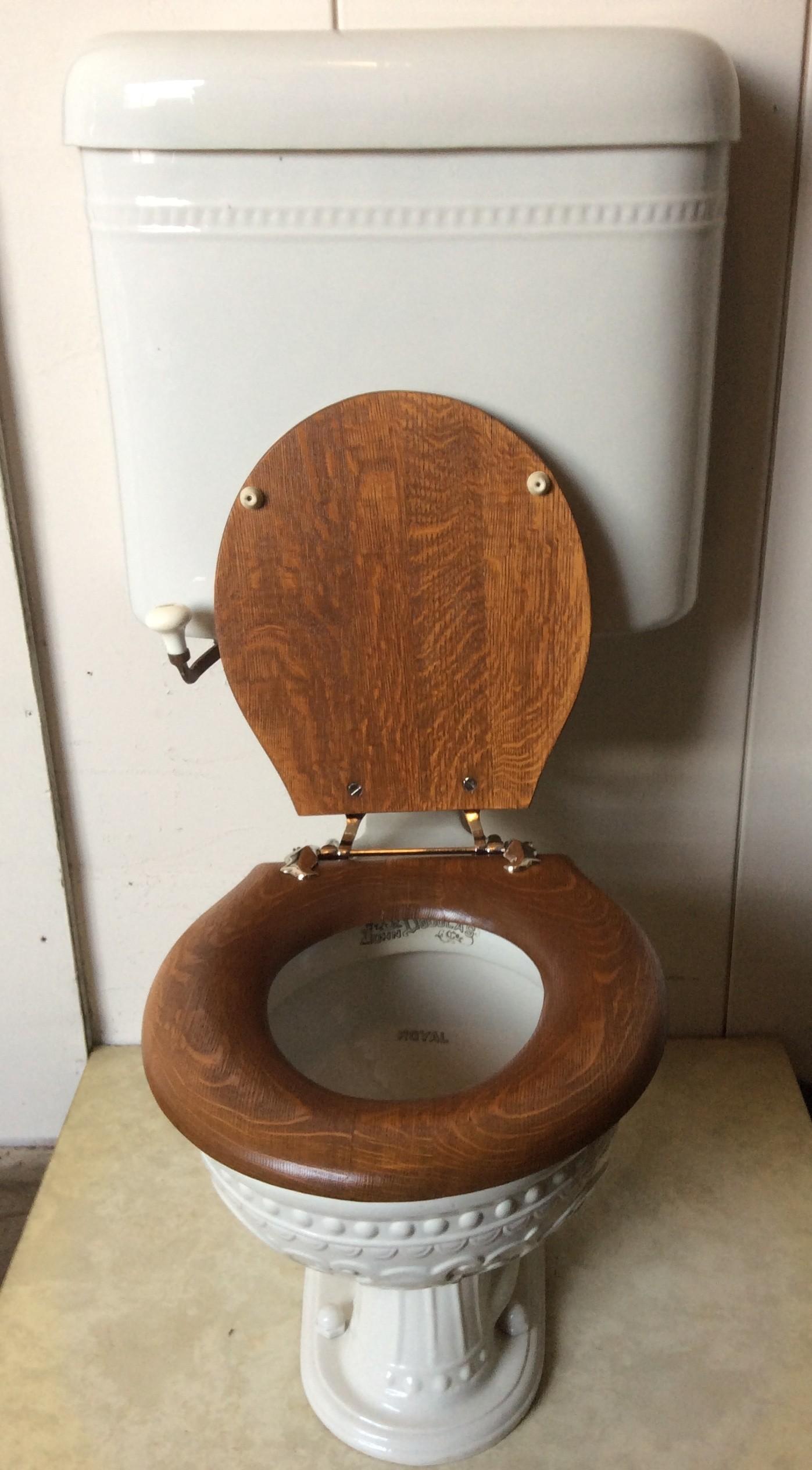 Antique Walnut Kitchen Cabinets