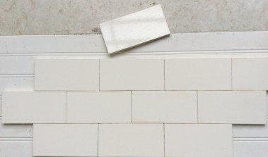 "Original 'Subway' Tile - 3"" x 6"" - $49.00/sq. ft."
