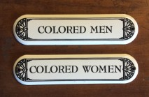 Rest Room Signs...$590/pr